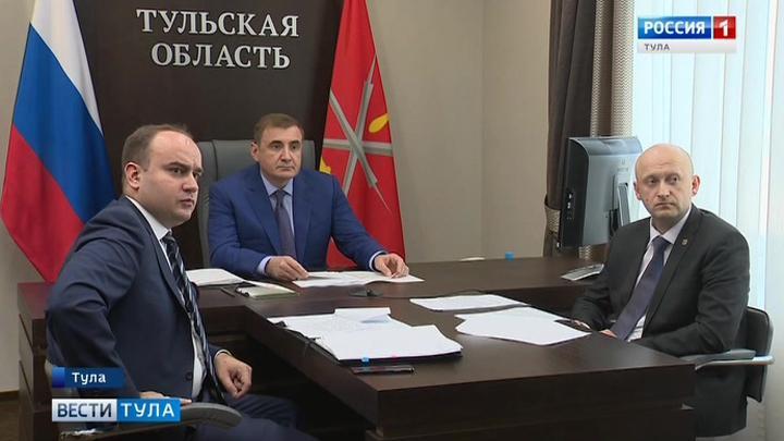 Алексей Дюмин принял участие в совещании по стратегическому развитию и нацпроектам