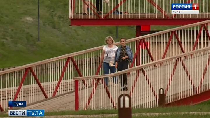 Казанскую и Пролетарскую набережные в Туле соединит мост