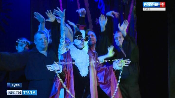 В Тульском театре кукол покажут спектакль «Руслан и Людмила»