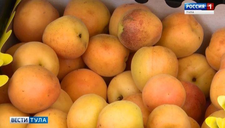 В Тульской области Роспотребнадзор забраковал почти три тонны овощей и фруктов