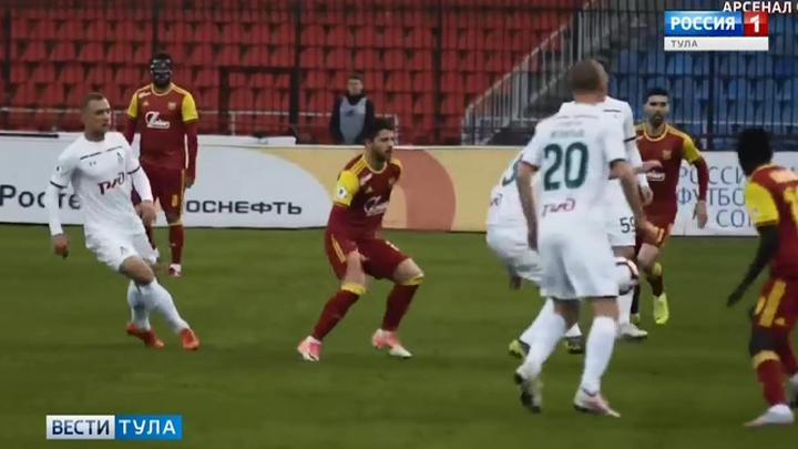Тульский «Арсенал» откроет сезон премьер-лиги матчем с московским «Динамо»