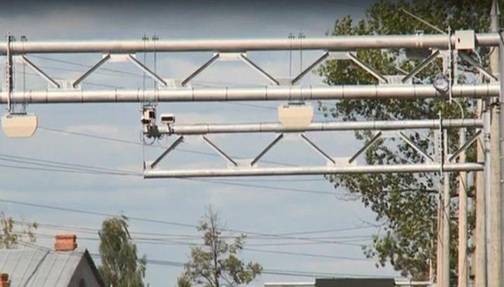В Тульской области установлен первый автоматический пункт весогабаритного контроля