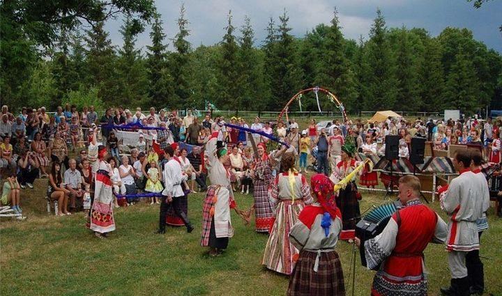 В Тульской области состоялся межрегиональный фестиваль «Бежин луг»