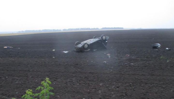 В Тульской области пьяный водитель погубил свою 16-летнюю пассажирку