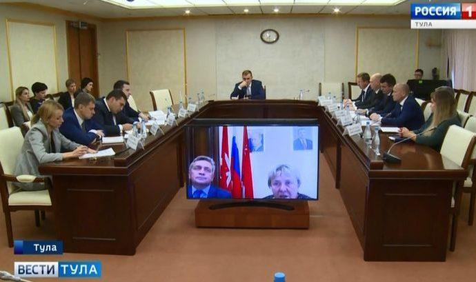Жители Киреевска не стали молчать в ходе приёма губернатором