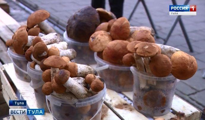 Не опасно ли покупать грибы?