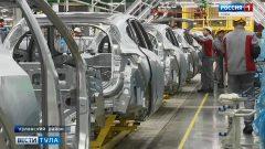 С конвейера завода «Haval» сошло около 1 тыс. автомобилей