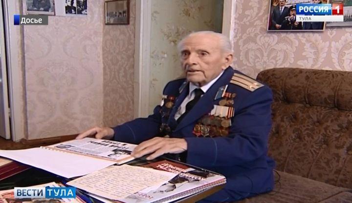 В Туле появится улица имени ветерана Василия Королькова