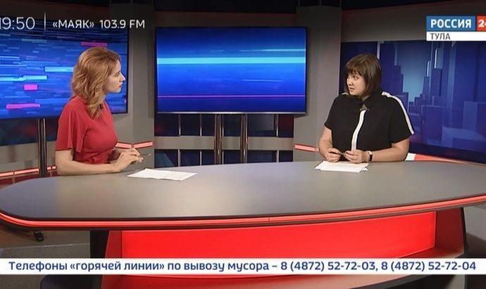 Интервью с директором по региональному развитию ООО «МСК-НТ» Наталией Костомаровой