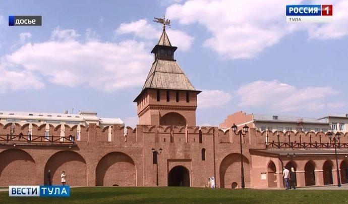 На фестивале в Тульском кремле соберутся реконструкторы из десяти городов