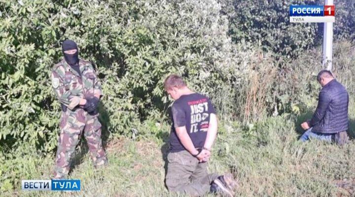 В Киреевском районе задержаны торговцы «спайсом»