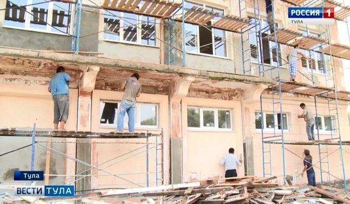 В Тульской области досрочно приняты более 120 школ