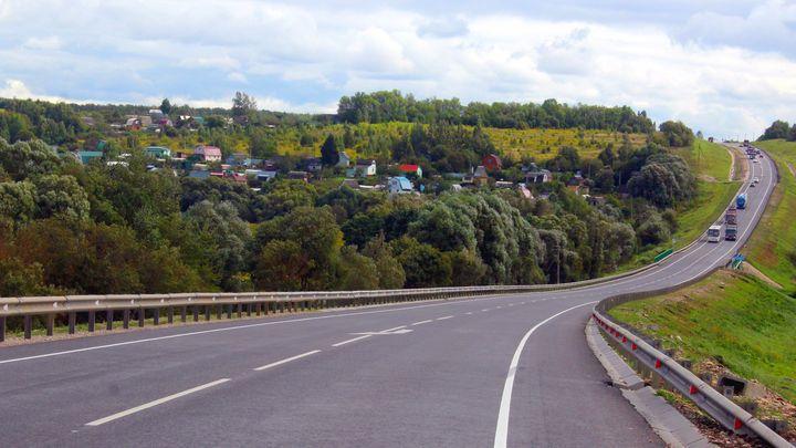 В Тульской области капитально отремонтируют 23-километровый участок трассы Р-132 Калуга-Рязань