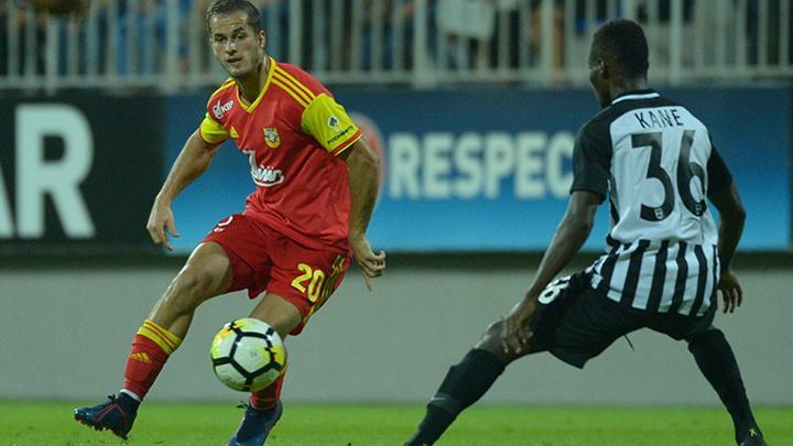 Тульский «Арсенал» покинул Лигу Европы