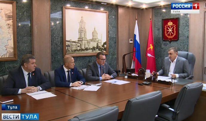 Алексей Дюмин раскритиковал идею платного моста