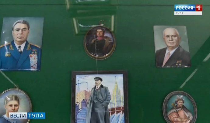 В Тулу приехала выставка уникальных предметов из собрания музея-заповедника «Ростовский Кремль»