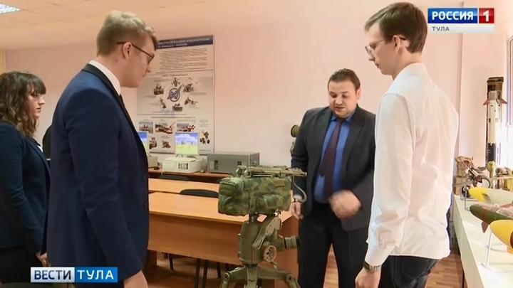 Разработки ТулГУ представят на МАКС-2019