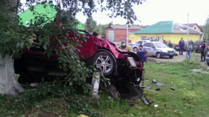 В ДТП в Кимовске погибли 3 человека