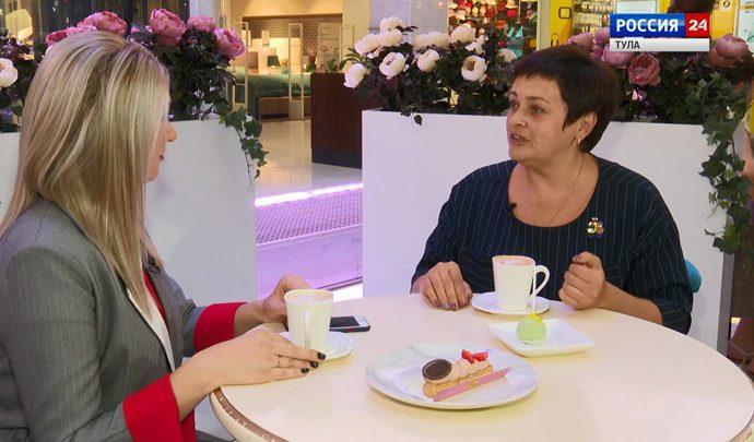 Встречи в «Гостином»: Алевтина Шевелева
