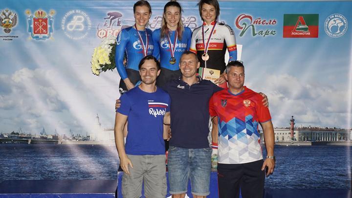 Туляки завоевали очередные медали на соревнованиях в Санкт-Петербурге