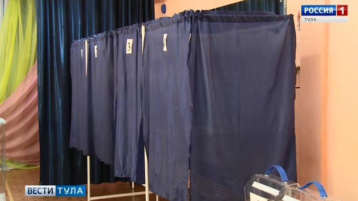 В Тульской области стартует досрочное голосование