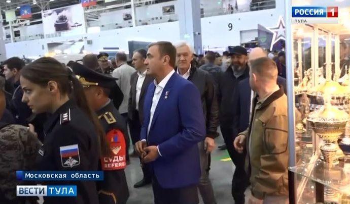 В Подмосковье стартовали Армейские международные игры