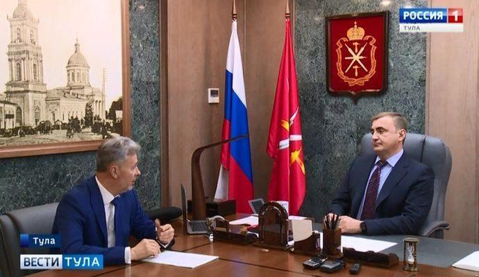 Дюмин напомнил председателю Счётной палаты об объективности в работе