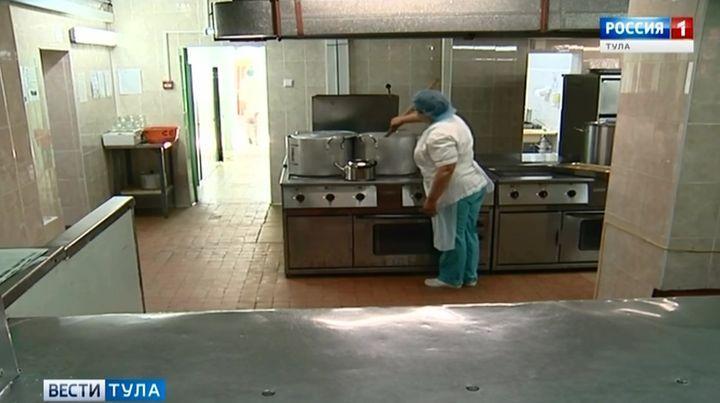 Тульский Роспотребнадзор нашёл нарушения в пищеблоках детских лагерей