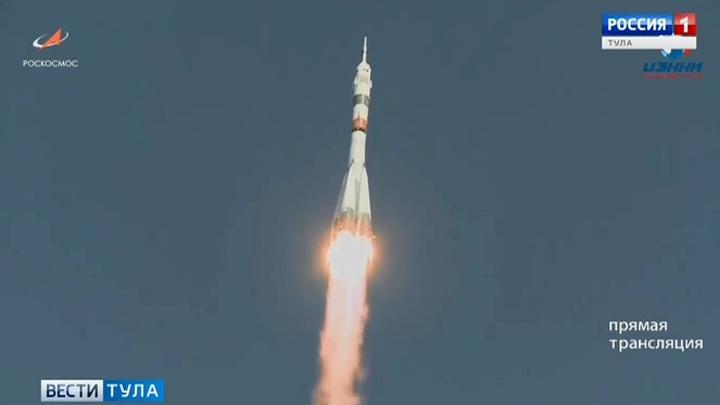 Тульские пряники со второй попытки доставили на МКС
