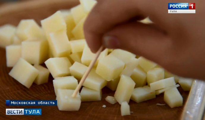 Тульские сыровары удостоились Гран-при масштабного фестиваля