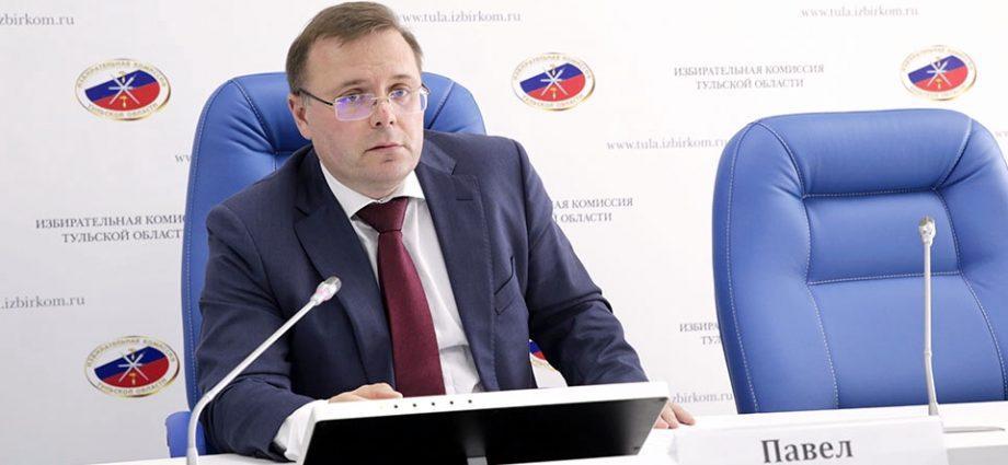 Павел Веселов