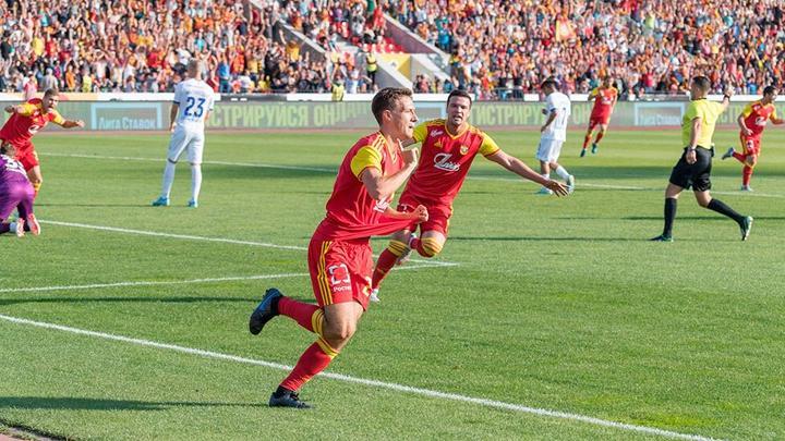 Тульский «Арсенал» уступил ЦСКА в домашнем матче