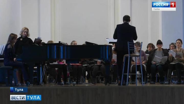 В Тульской филармонии новый концертный рояль