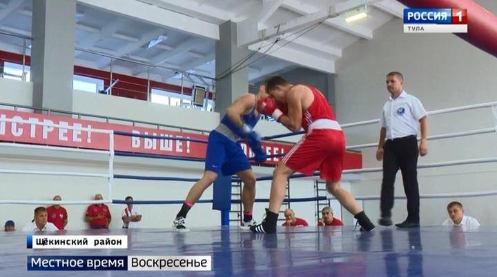 Тульская сборная выиграла чемпионат ЦФО по боксу