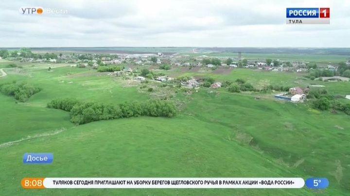 В селе Дедилово установят Поклонные кресты