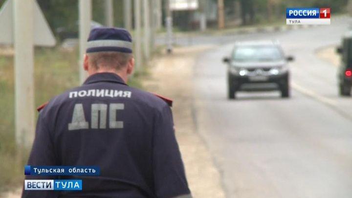 В Заокском районе задержан нелегальный перевозчик