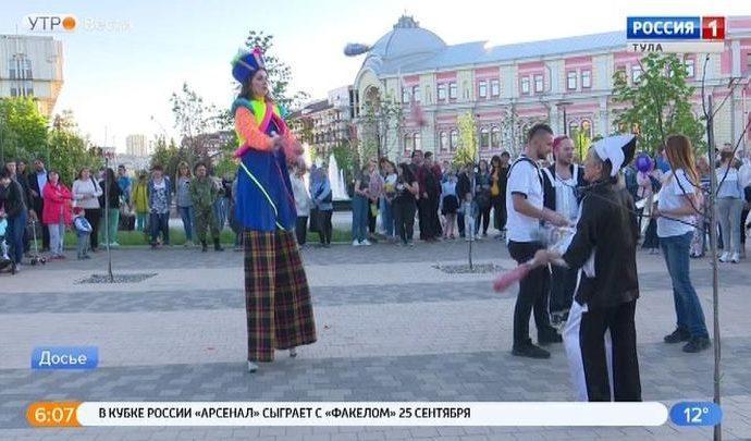 В Туле открывается международный театральный фестиваль