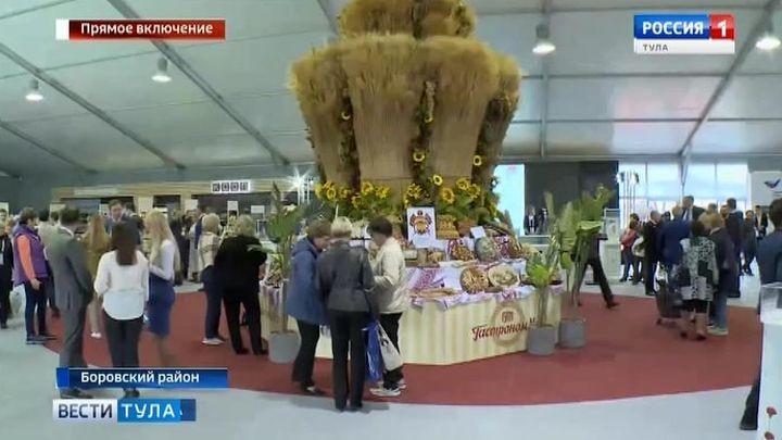 Тульские хлебопеки отправились на Международный форум