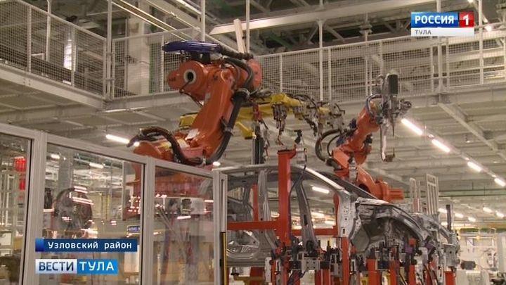 На заводе Haval в Тульской области стартовала серийная сборка новой модели