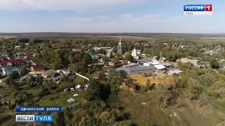 Федеральные проекты вдохнули в Крапивну вторую жизнь