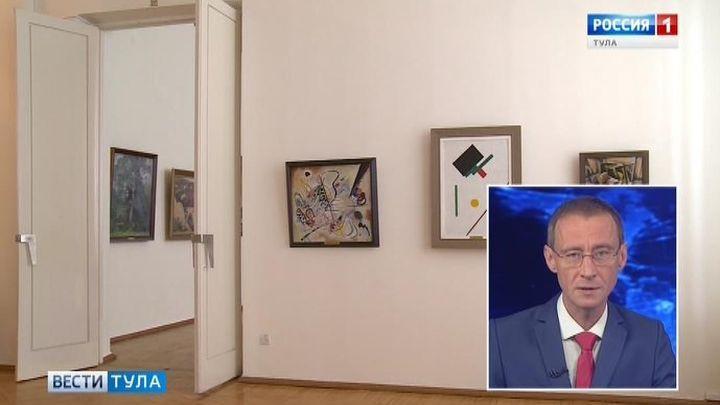 В Дагестане покажут картины из собрания Тульского музея изобразительных искусств