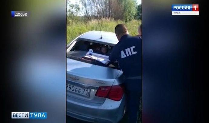 На сбившую сотрудника полиции автоледи завели уголовное дело