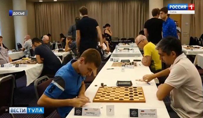 Тульские шашисты завоевали две медали в Турции