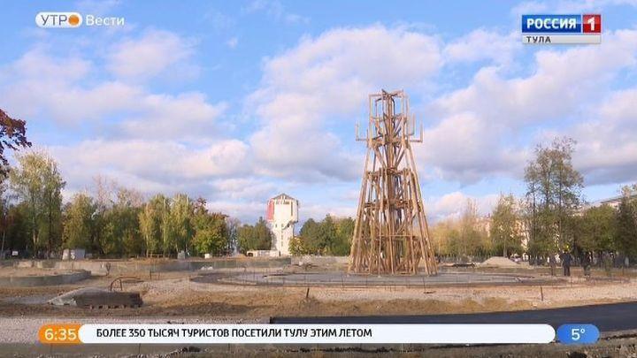 В Кировском сквере появится маяк
