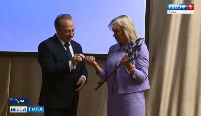 Глава Тулы Ольга Слюсарева: Все болезненные вопросы нужно решить