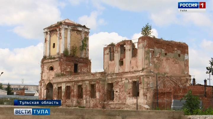 В Тульской области отреставрируют еще пять памятников культуры