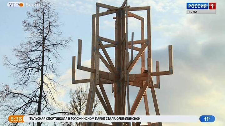 Благоустройство Кировского сквера в Туле обещают завершить до конца октября