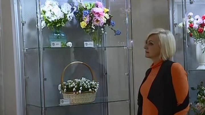 Тульская художница представила свои работы в Кирове