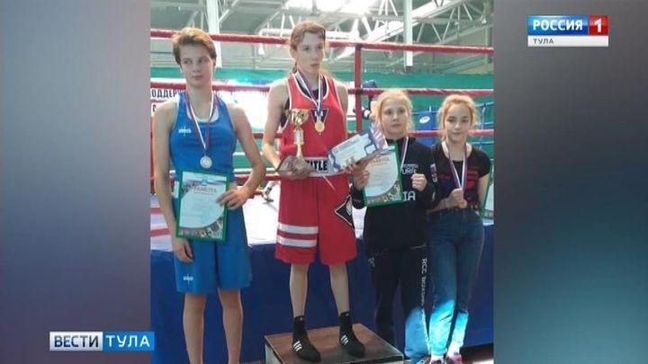 Тулячки завоевали 12 медалей на открытом турнире по боксу в Орле