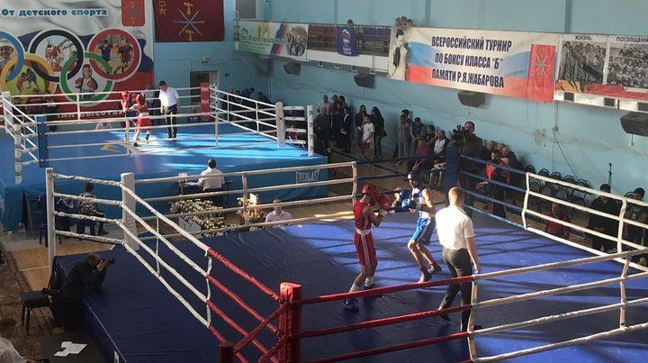 На турнире памяти Жабарова 12 тульских боксёров удостоены золотых наград